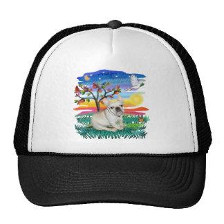 French Bulldog Trucker Hat