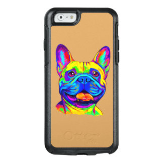 French Bulldog in Colors OtterBox iPhone 6/6s Case