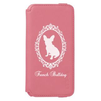 French bulldog in mirror incipio watson™ iPhone 6 wallet case