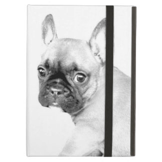 French Bulldog iPad Air Cover