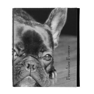 French Bulldog iPad Cases