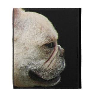 French Bulldog iPad Folio Cover