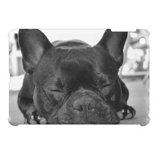 French Bulldog iPad Mini Covers