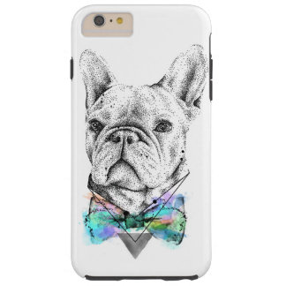 french bulldog iphone 6 plus tough iPhone 6 plus case