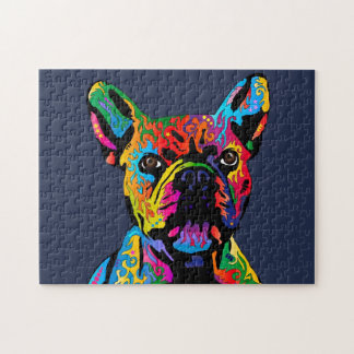 French Bulldog Jigsaw Puzzle