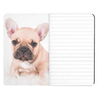 French bulldog. journal