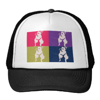 French Bulldog Jovie Colors.jpg Mesh Hat