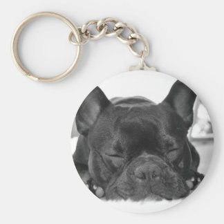 French Bulldog Keychain