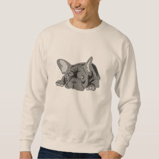 French Bulldog Lines Sweatshirt