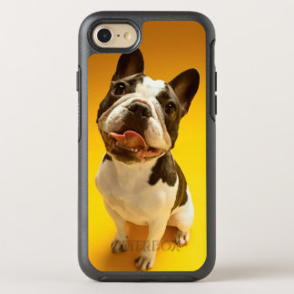 French Bulldog Looking Up OtterBox Symmetry iPhone 8/7 Case