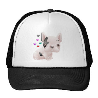 French Bulldog Love Cap
