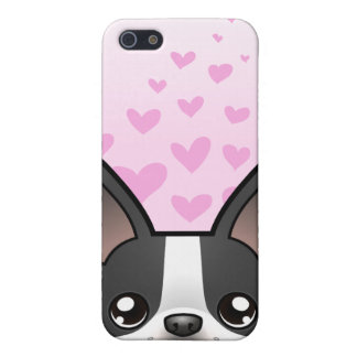 French Bulldog Love iPhone 5 Cover