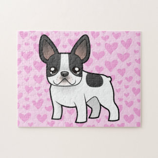 French Bulldog Love Jigsaw Puzzle