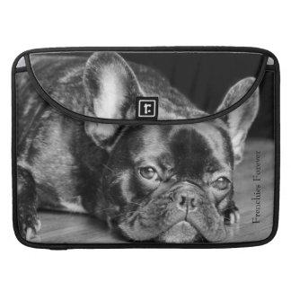 French Bulldog MacBook Pro Sleeve