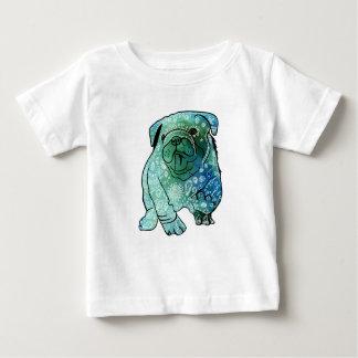 French Bulldog Mandala Baby Fine Jersey T-Shirt
