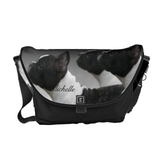 French Bulldog Messenger Bag