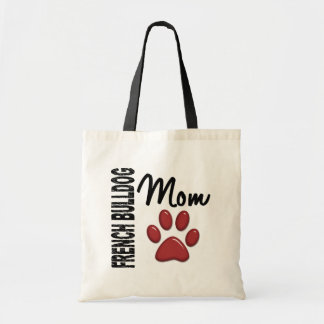 French Bulldog Mom 2 Budget Tote Bag