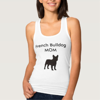 French Bulldog Mom Tank Top