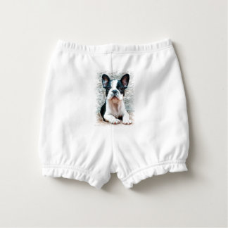 French Bulldog Nappy Cover