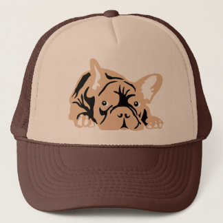 French Bulldog of poison Trucker Hat