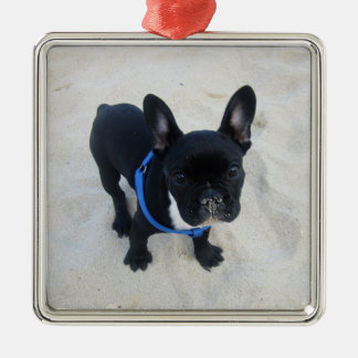 French Bulldog Ornament Personalized