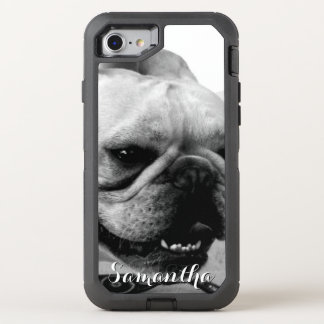 French Bulldog Otterbox phone OtterBox Defender iPhone 8/7 Case