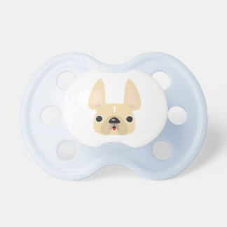 French Bulldog Pacifier