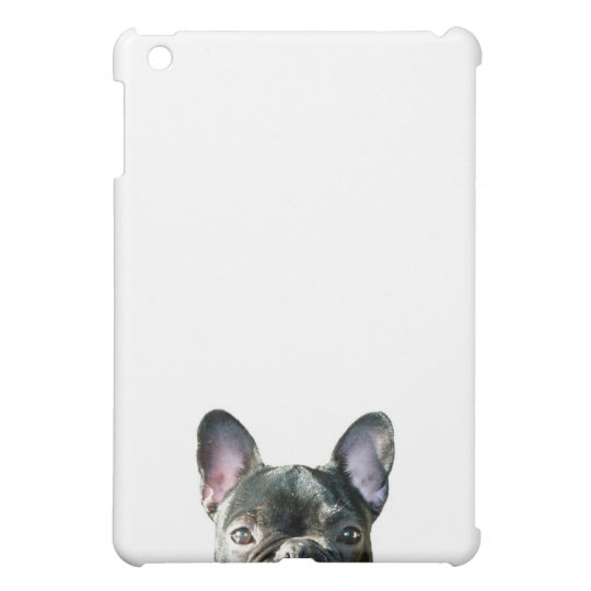French Bulldog 'peek a boo' IPad Mini Case