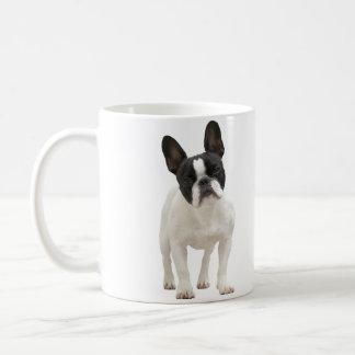 French Bulldog photo mug, gift idea Basic White Mug