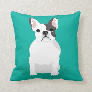 French Bulldog pillow cute pet portraits