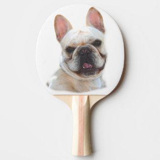 French Bulldog Ping Pong Paddle