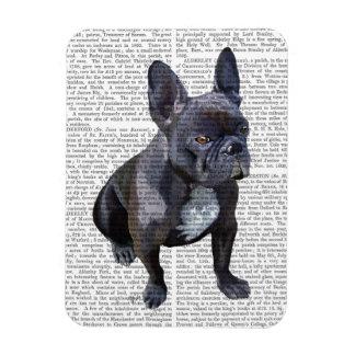 French Bulldog Plain Magnet