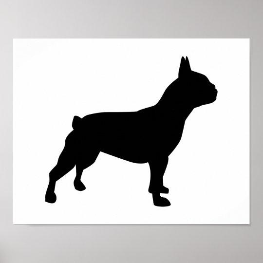 French Bulldog Poster
