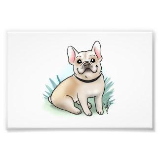 French Bulldog Print Art Photo