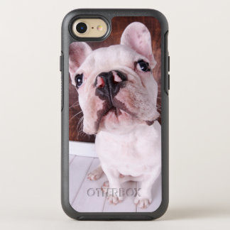 French Bulldog Puppy (7 Months Old) OtterBox Symmetry iPhone 8/7 Case