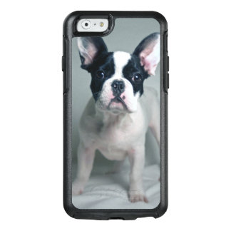 French Bulldog Puppy At Attention OtterBox iPhone 6/6s Case