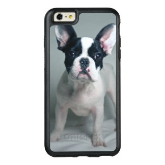 French Bulldog Puppy At Attention OtterBox iPhone 6/6s Plus Case