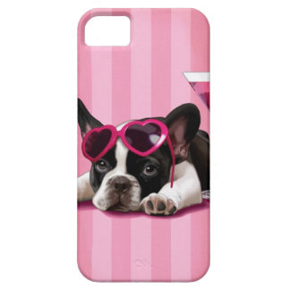 French Bulldog Puppy Barely There iPhone 5 Case