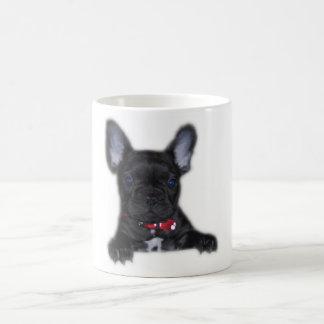 French Bulldog Puppy Basic White Mug