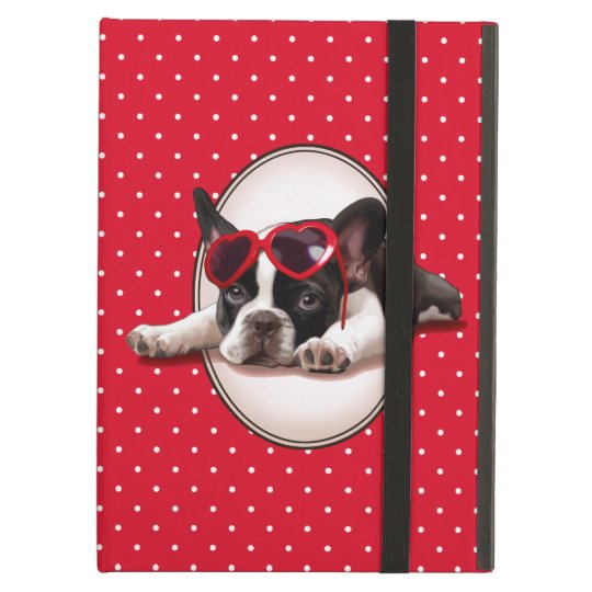 French Bulldog Puppy Case For iPad Air