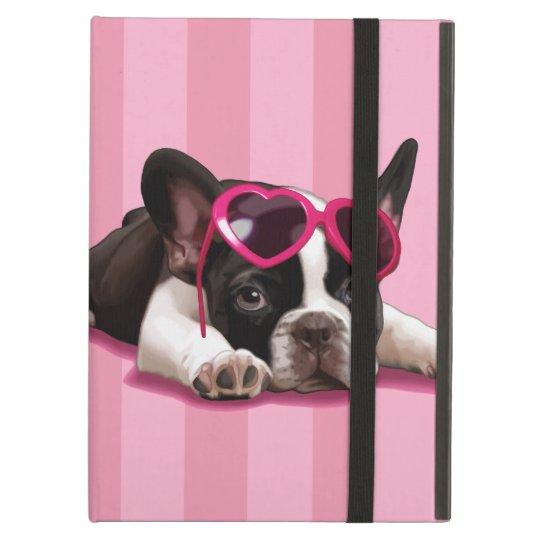 French Bulldog Puppy Case For iPad Air