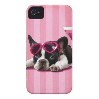 French Bulldog Puppy Case-Mate iPhone 4 Cases