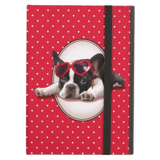 French Bulldog Puppy iPad Covers
