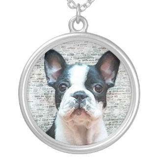 French Bulldog puppy Necklace