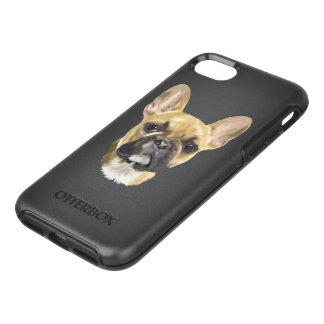 French Bulldog Puppy OtterBox Symmetry iPhone 8/7 Case
