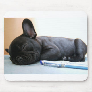 french bulldog puppy.png mouse pad