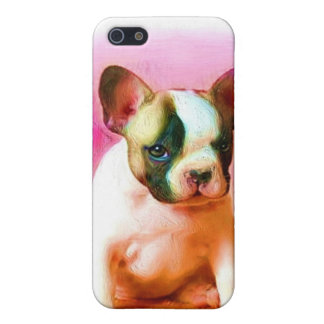 French Bulldog puppy Speck case Case For iPhone 5/5S