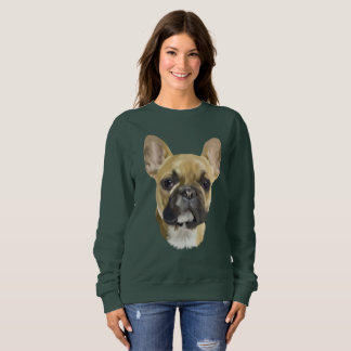 French Bulldog Puppy Sweatshirt