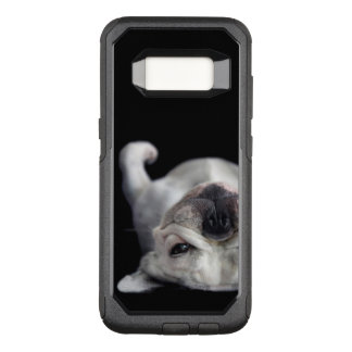 French Bulldog Resting On His Back OtterBox Commuter Samsung Galaxy S8 Case