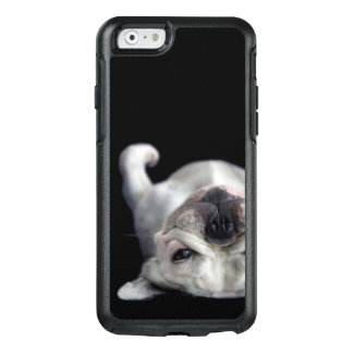 French Bulldog Resting On His Back OtterBox iPhone 6/6s Case